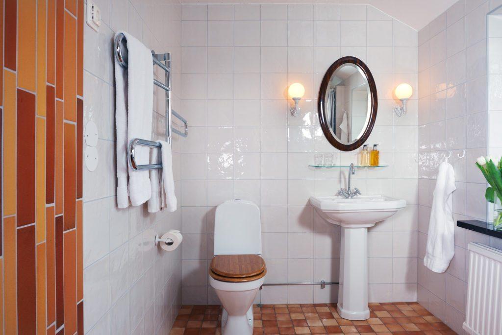 Kiviks Hotell Villa Laura rum 53 Badrum